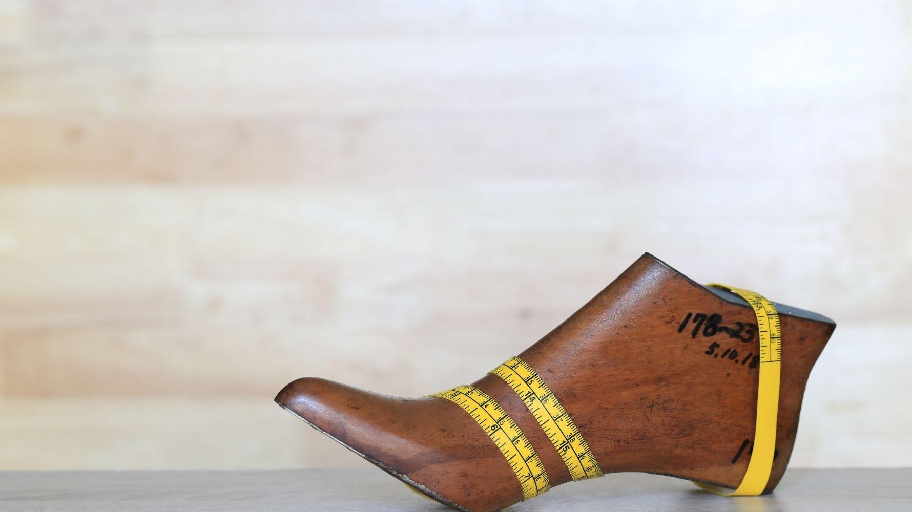 Chaussures En Cuir Comment Mesurer Correctement Sa Pointure