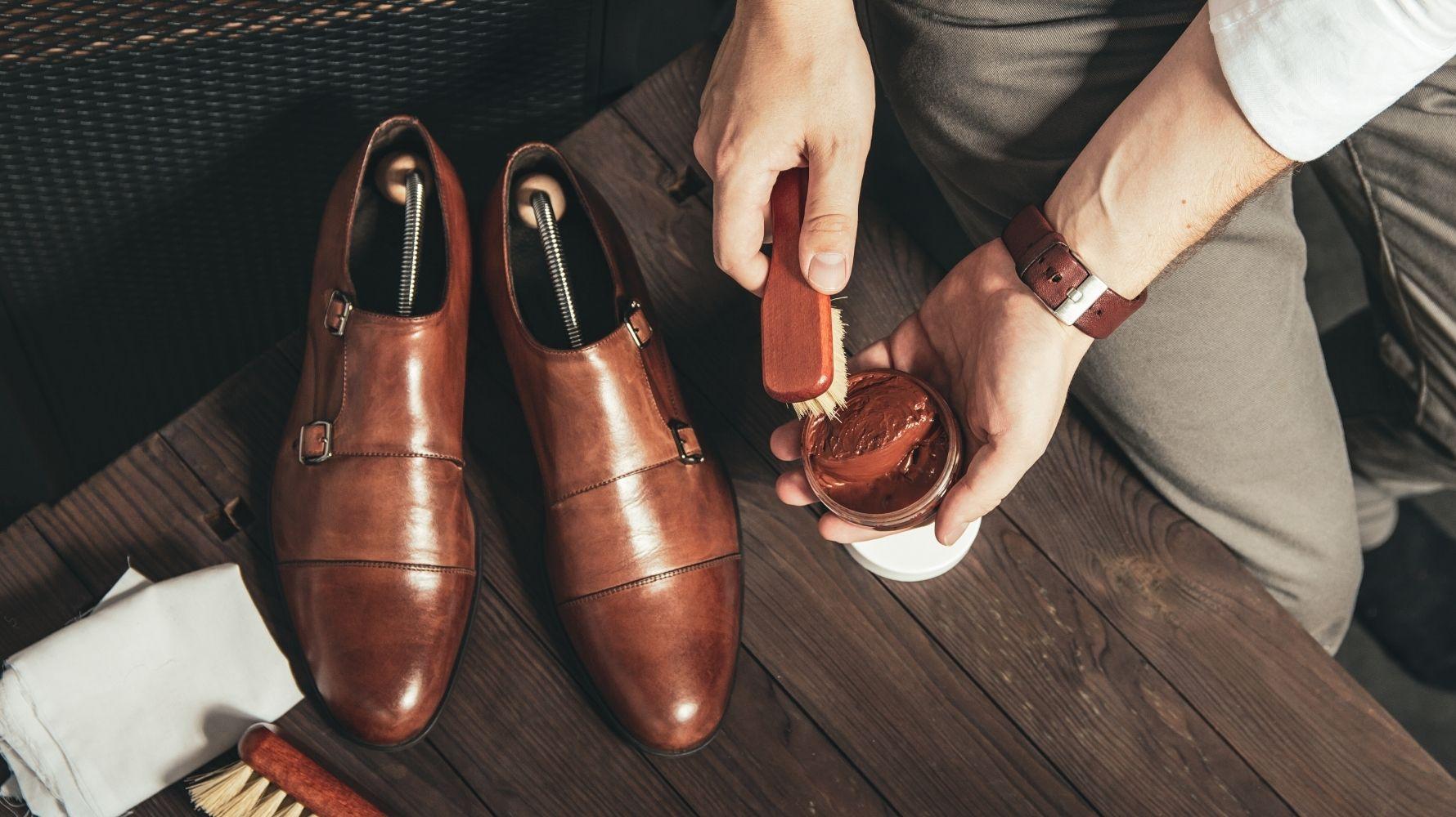 Conseils Du Chausseur Comment Bien Cirer Vos Chaussures En Cuir