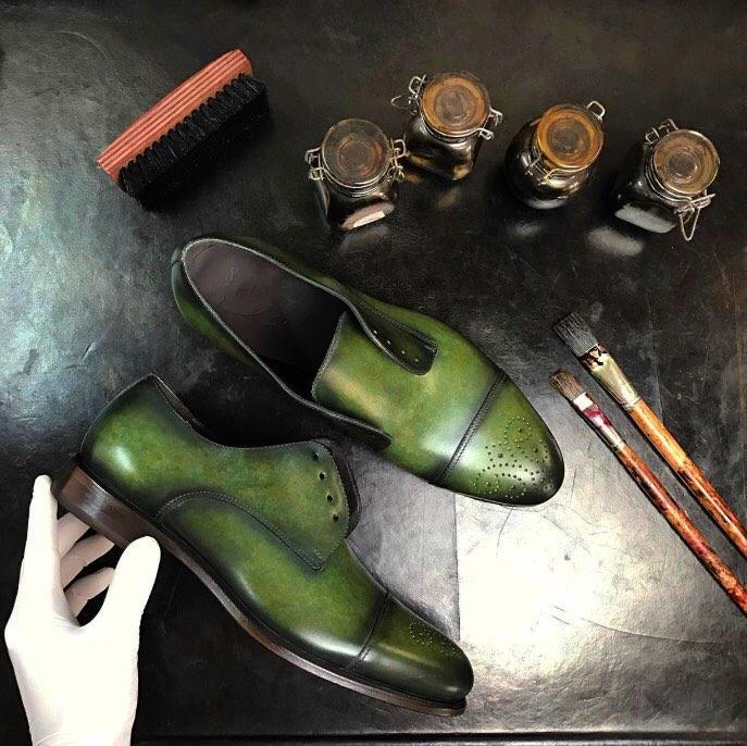 Maison Le Duc chaussures personnalisables