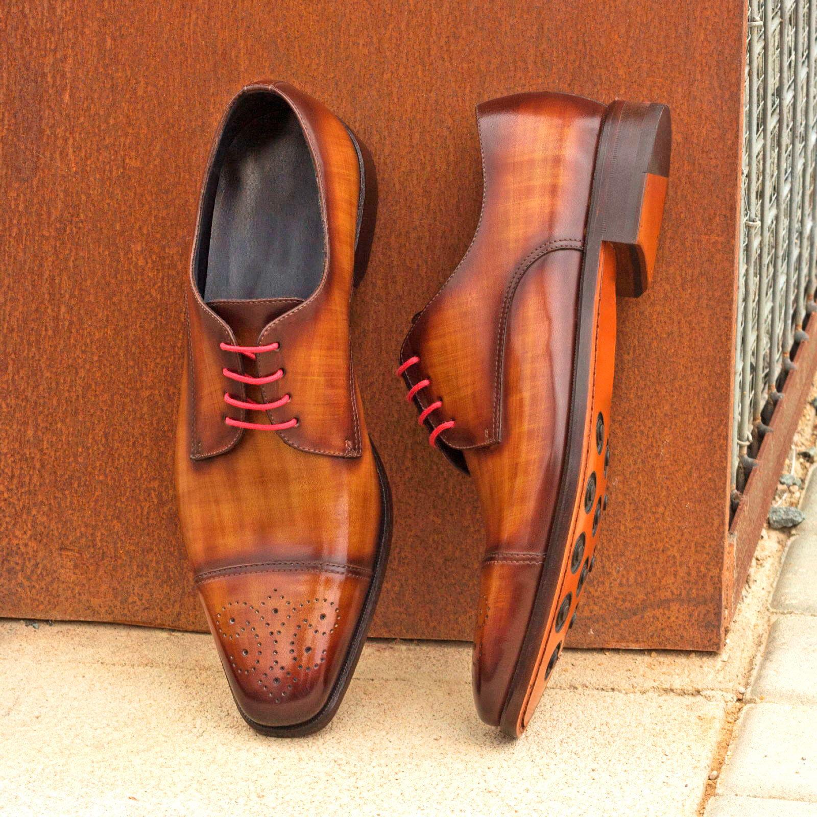 Les différences entre les chaussures richelieu et derbies homme et femme