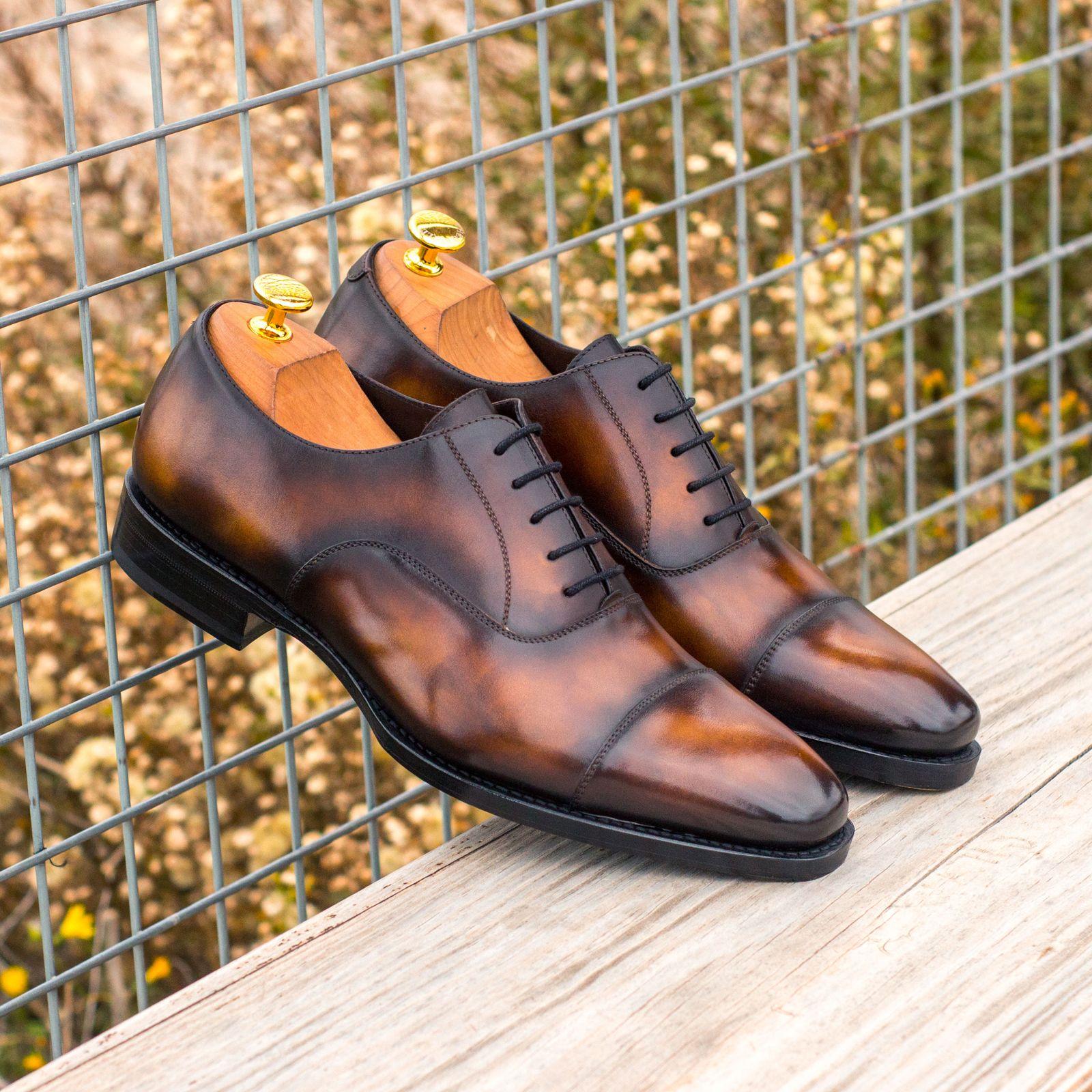 Comment porter des chaussures de ville homme marron?