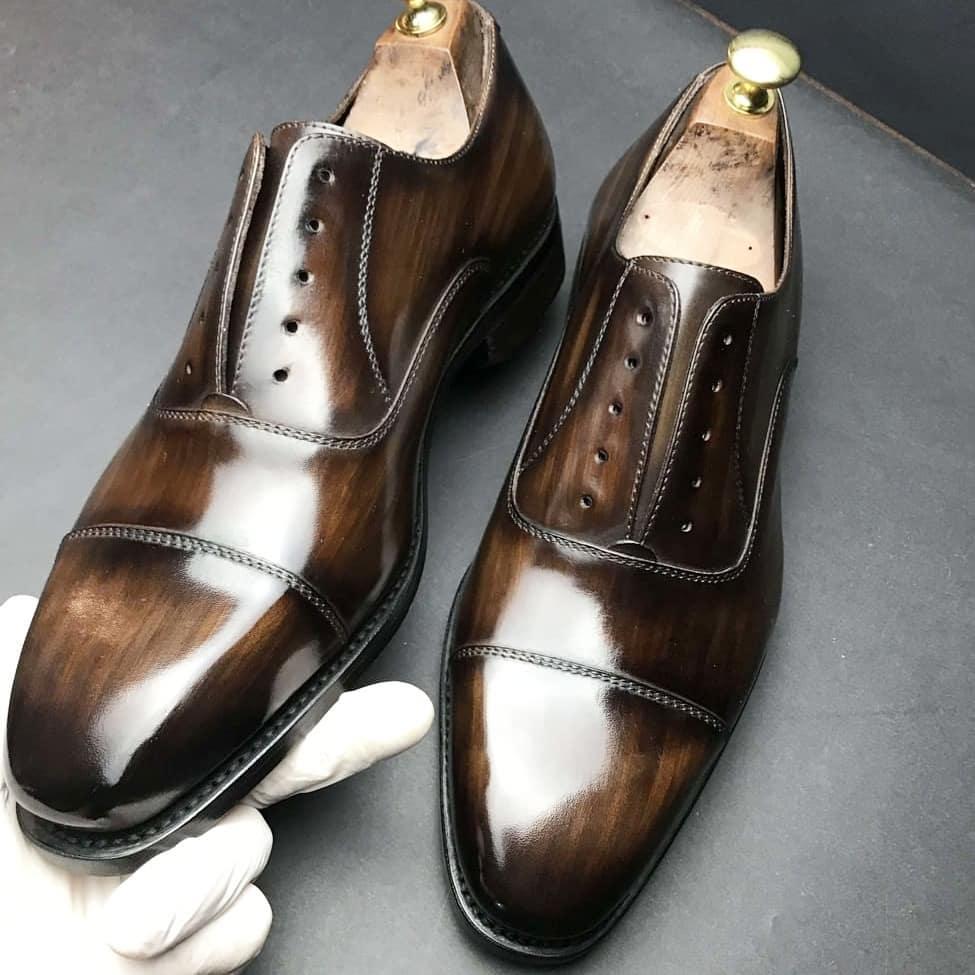 Le guide complet des Chaussures homme Derby contre Richelieu