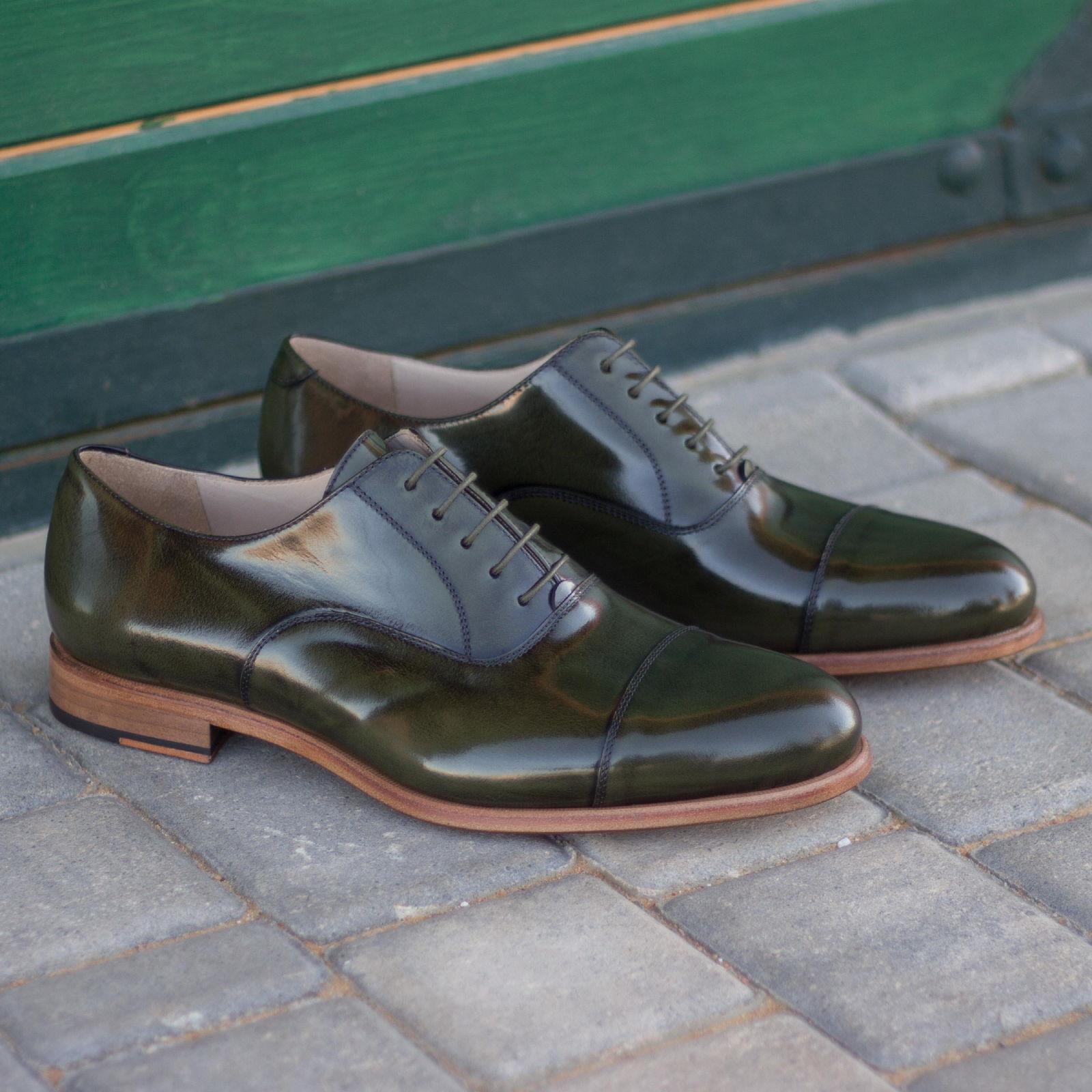 Des chaussures richelieu (Oxfords) avec ou sans talon pour homme et femme, la différence avec les brogues! Les conseils de Maison Le Duc